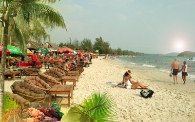 Siem Reap – Sihanoukville – Coastal Zone highlights tours